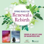 NASW Press Spring Reads for Renewal And Rebirth