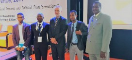 NASW CEO's speech on transformative leadership at IFSW Africa Region conference