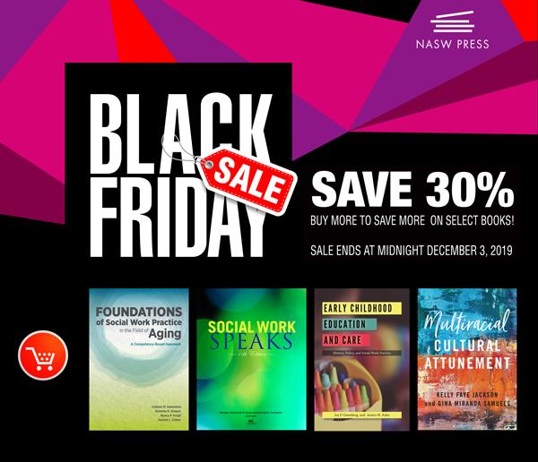 NASW Press Black Friday Sale - Save 30%