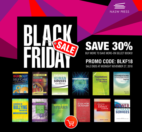 NASW Press Black Friday Sale 2018