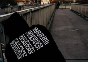 Boys Get Sad