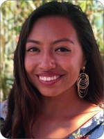 Fabiola Cuevas Flores, University of Chicago, is a Gosnell Scholar