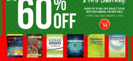 Holiday Sale 2018:  Save Up To 60% On Select NASW  Press Print Books Through Midnight January 3!