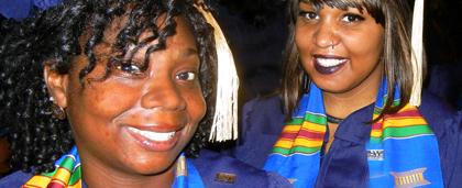 Howard University Graduates 2015