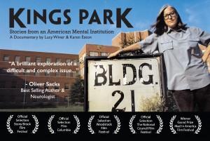 The documentary, Kings Park.