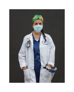 Lilian Espinoza, LCSW, ACHP-SW