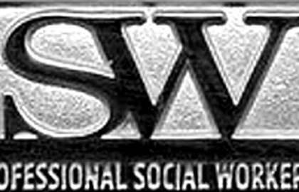 NASW Professional Social Worker Pins