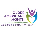 Older Americans Month 2017 logo