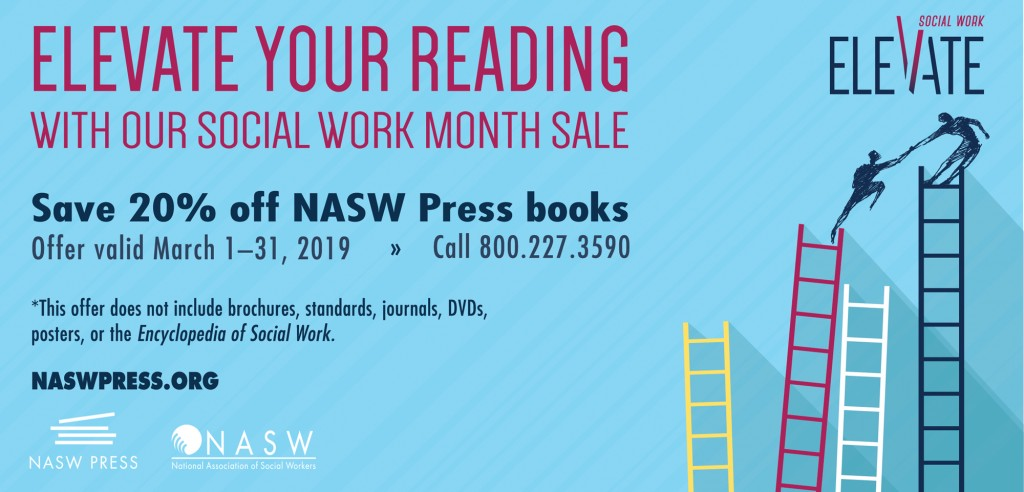 NASW Press Social Work Month Promotion