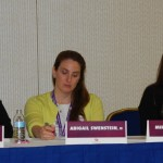 Panelists at NASW's national conference discuss what actions social workers are taking to address human trafficking.