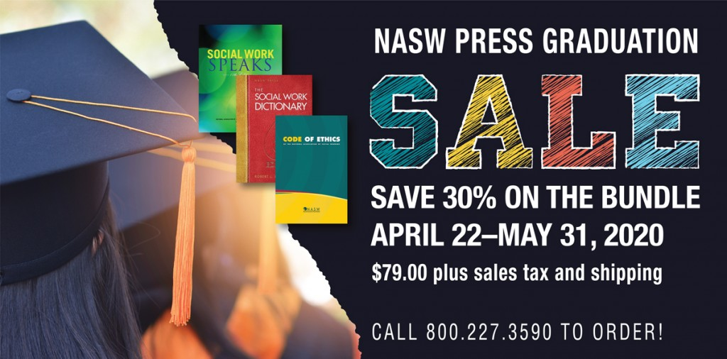 NASW Press Graduation Sale