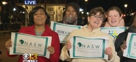NASW makes TV appearances during Social Work Month