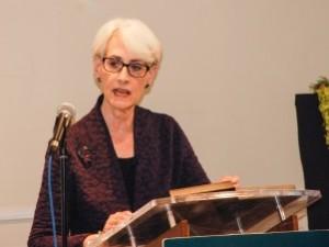 Ambassador Wendy Sherman