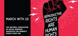 Join NASW's March for Reproductive Rights on Oct. 2