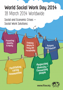 Photo courtesy of the International Federation of Social Workers.