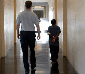 October is Juvenile Justice Awareness Month. Learn how you can help bring about reform